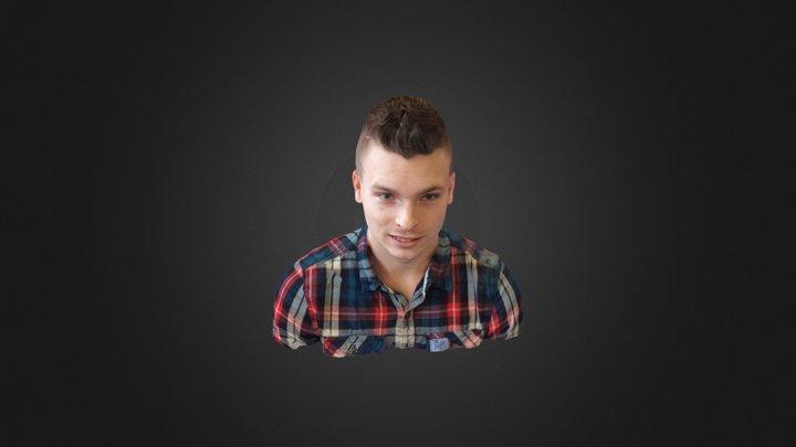 joey lebens 3D Model