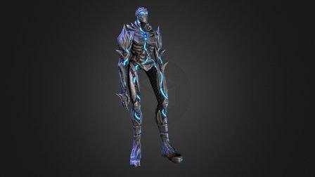 Daeva 3D Model