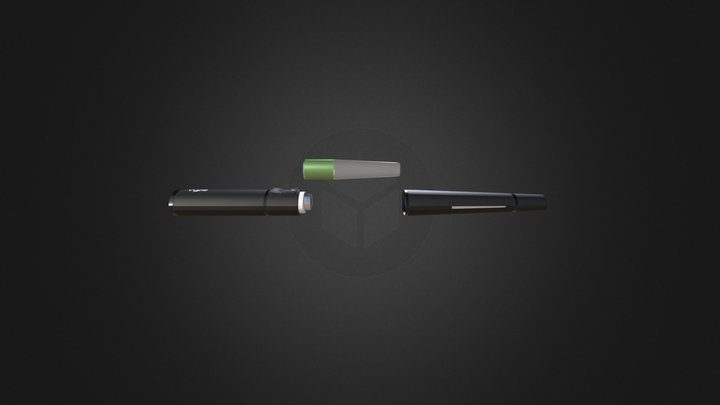 Vype2 3D Model