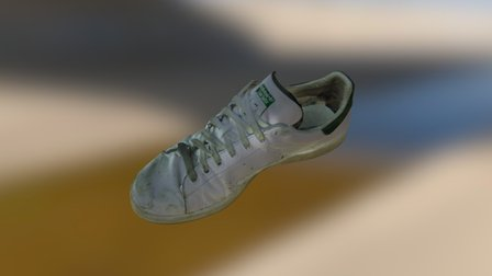 StanSmith 3D Model