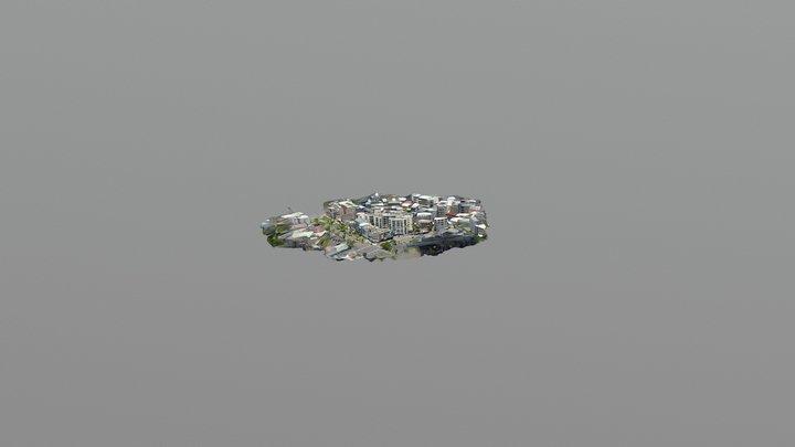 羅東鎮西湖大樓 3D Model