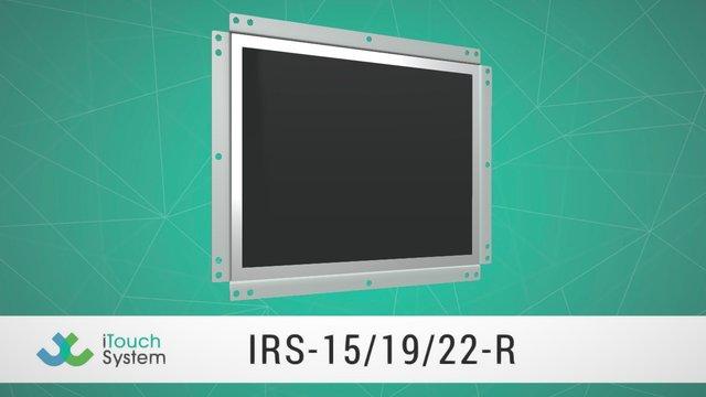IRS-15/19/22-R 3D Model