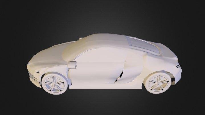 r8.obj 3D Model