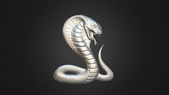 Cobra 3D Model