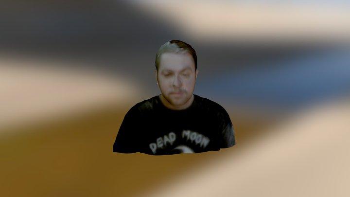 Evan-Gilbert 3D Model