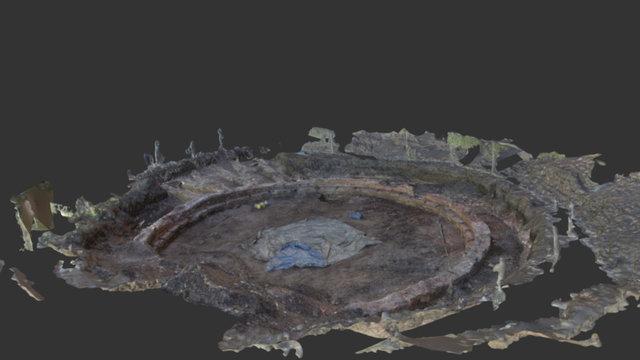 Roundhouse Geosynoptics 3D Model