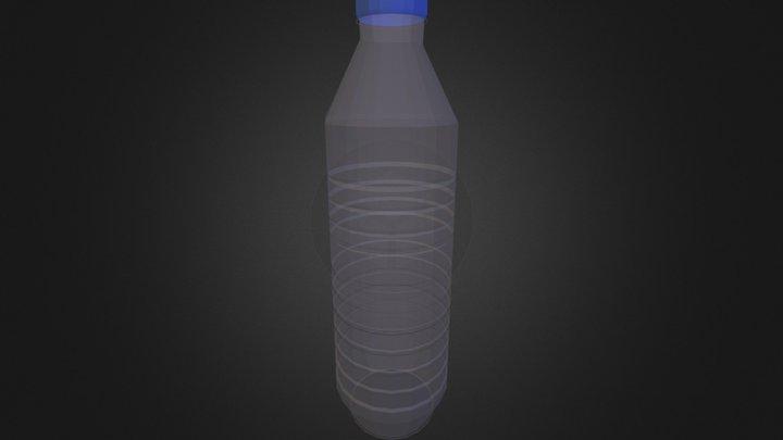 Waterbottle 3D Model