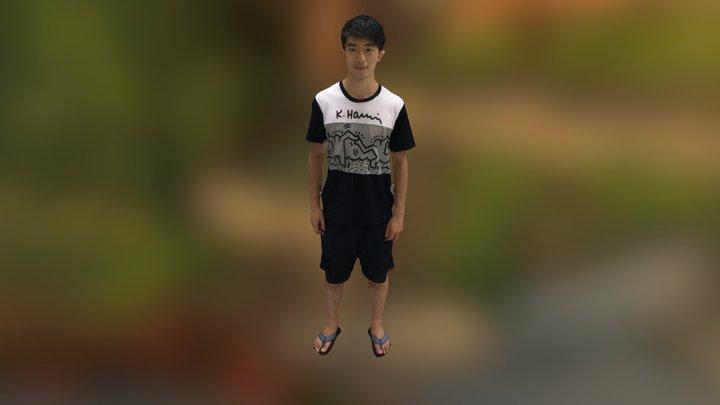 tang 3D Model
