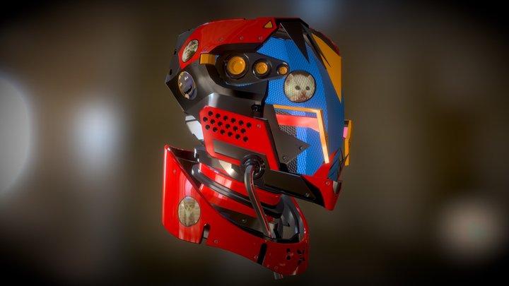 Rosku - Youtube Promo Edition 3D Model
