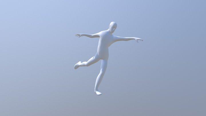 Practica Rig 3D Model