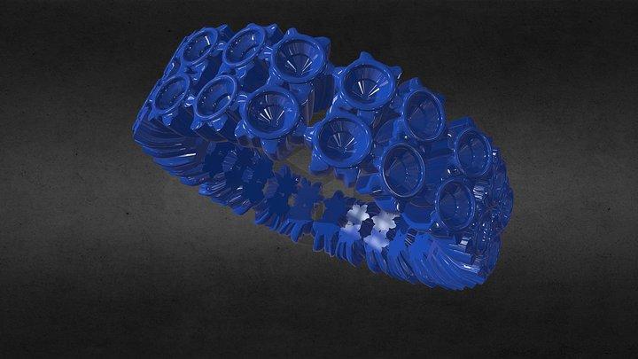SUNSHINE RAYS'S 3D Model