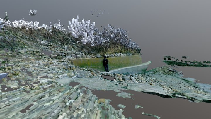 Incoming Tide: Fort Stark 01 3D Model