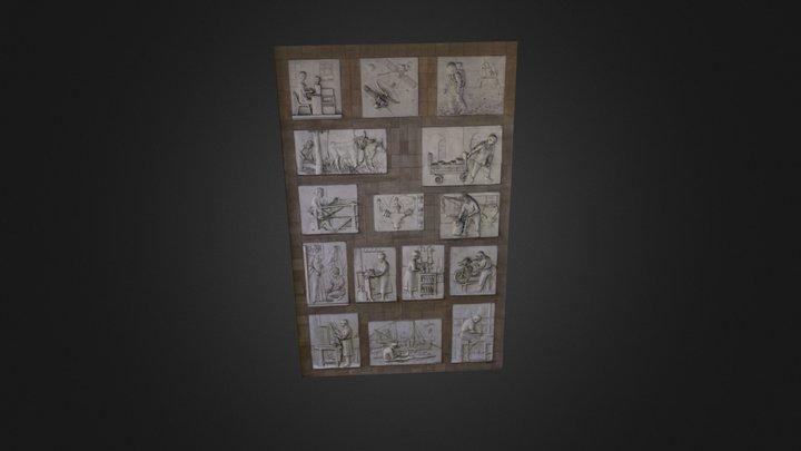 formelle camera commercio 3D Model