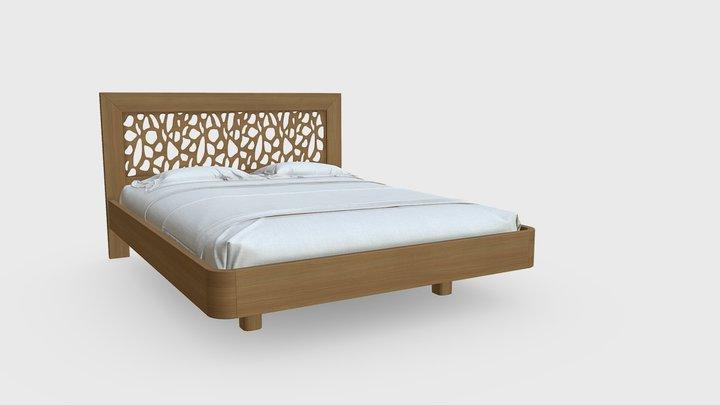 Vero. Bed 3D Model