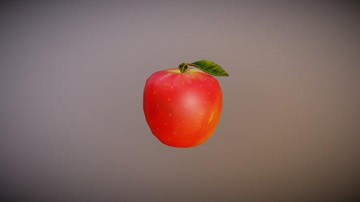 Appel 3D Model