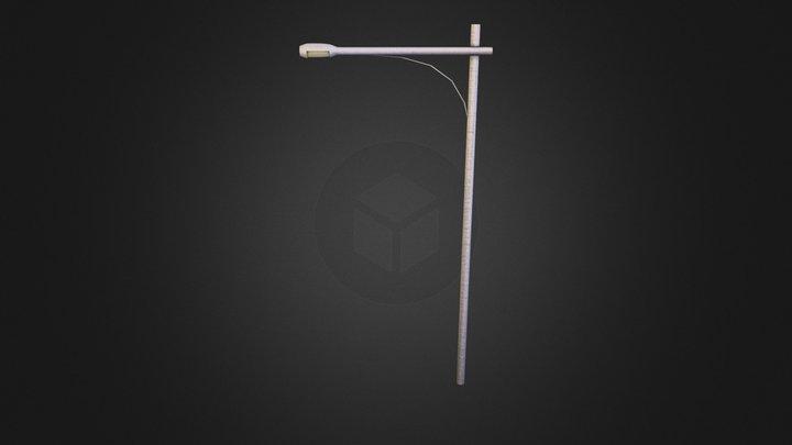 Street Light 3D Model