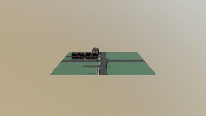 Optimist Park Test 3D Model