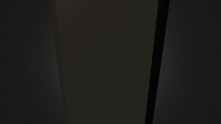 Sony Xperia M 3D Model