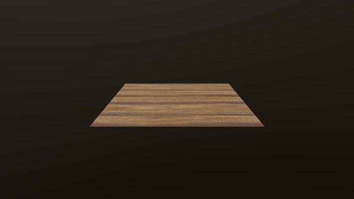 WoodTest 3D Model
