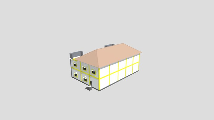 OBJ ORIENTASI FIXxxxxxx 3D Model