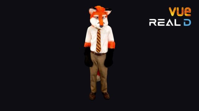 fantastic mr fox 3D Model