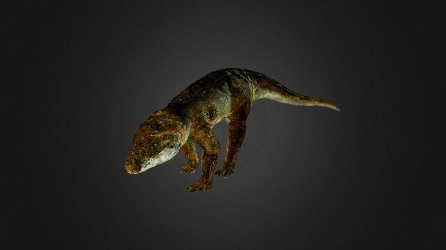 Mariliasuchus Réplica 3D Model