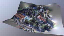 Centre atlètic laietania 3D Model