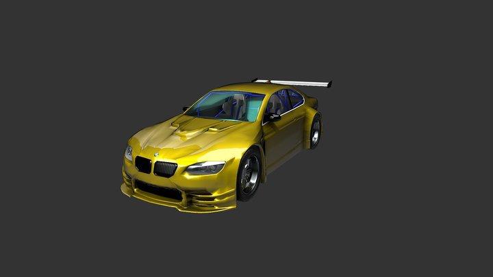 BMW M3 3D Model