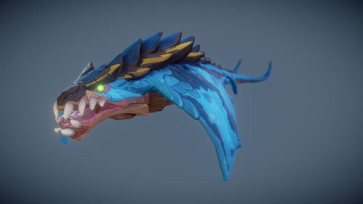 Veil Shrieker - Shardbound 3D Model