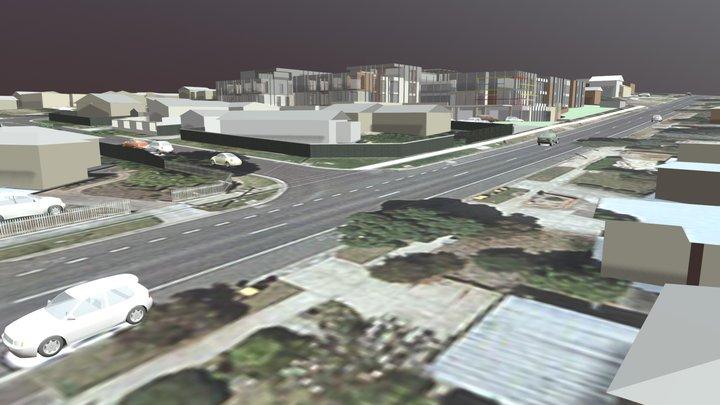 proposed 3D Model