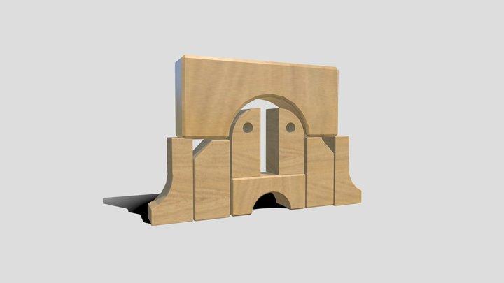 Block Project! 3D Model