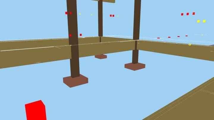 Compatibilização - Casa - Herllange Chaves 3D Model