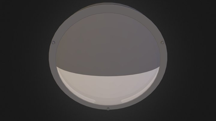 Sconce_GLOBO_HOUSTON_I N180913.3DS 3D Model