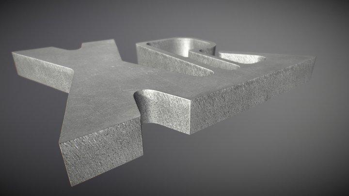XPR300 - 铝切割样本 (ZH)
