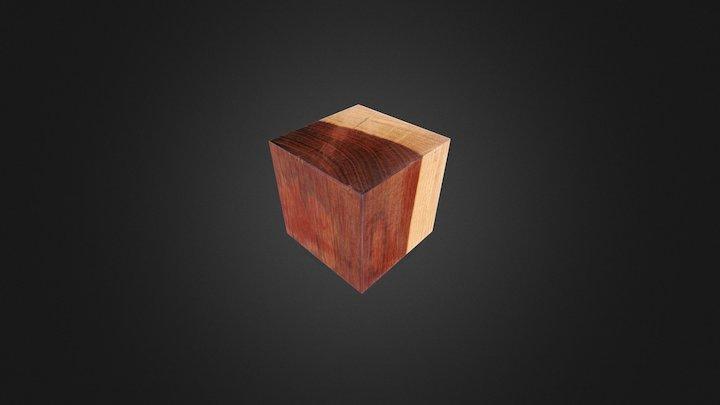 Madeira de Pau Brasil 3D Model