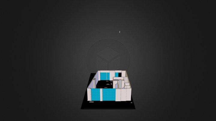Vasalislaan71 3D Model