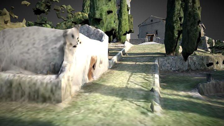 Castello Caneva Test 3D Model