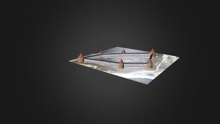 Oreshek2 3D Model
