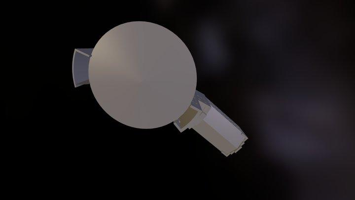 CC 3D Model