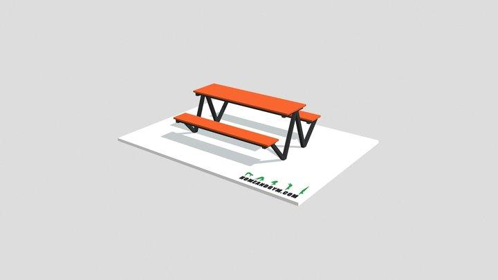 BN-002 3D Model