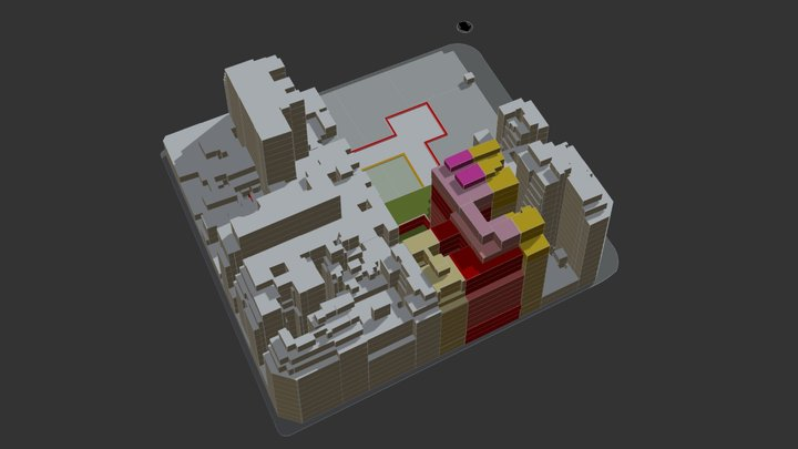 MT_REV 2 3D Model