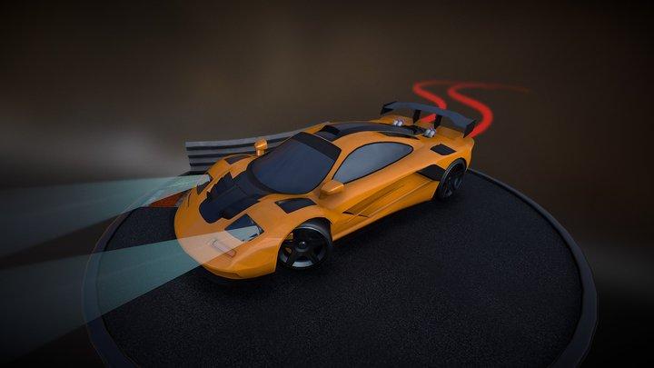 (WIP) F1 3D Model