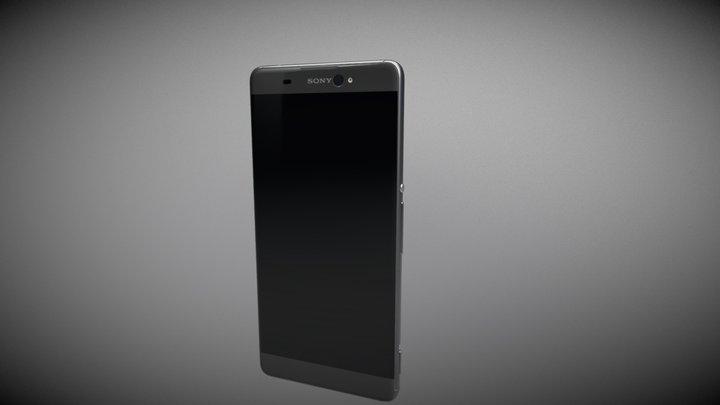 Sony Xperia XA Ultra 3D Model