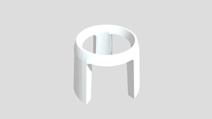 Support Bidon 5L 3D Model