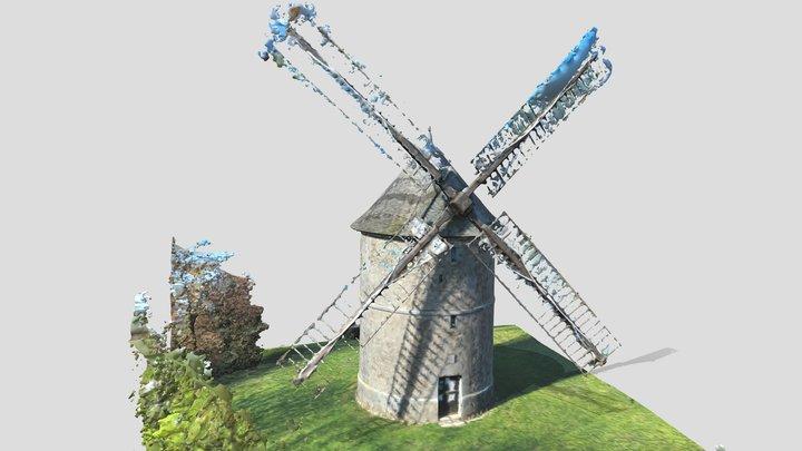 moulinFrouvillepensier 3D Model