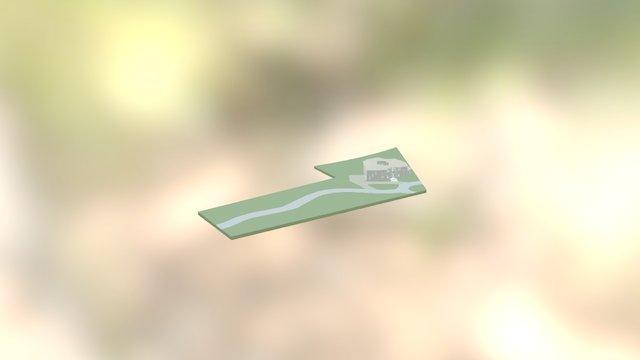 Khan, final version 3D Model