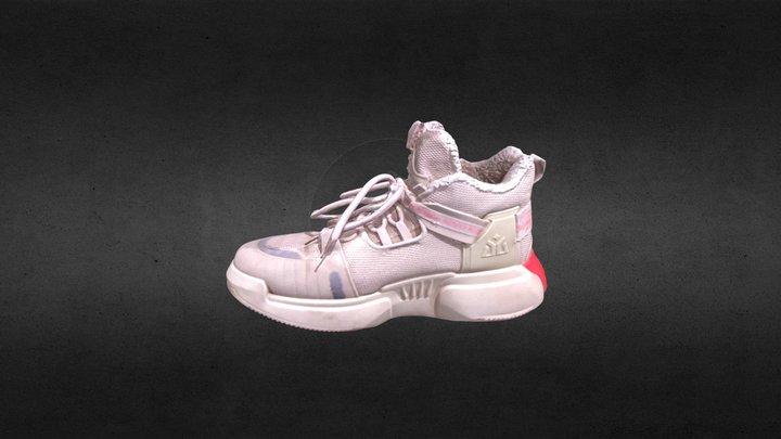 Shoe2 3D Model
