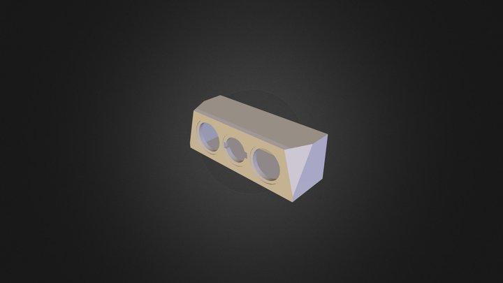 FT11_Center.dae 3D Model