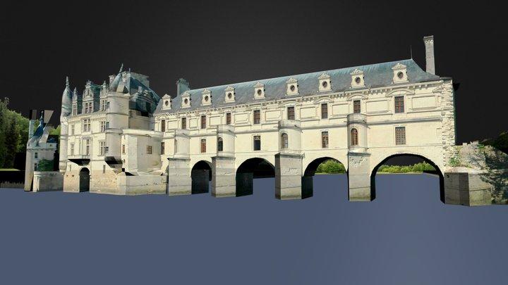 Chenanceau - The Tireless 3D Model