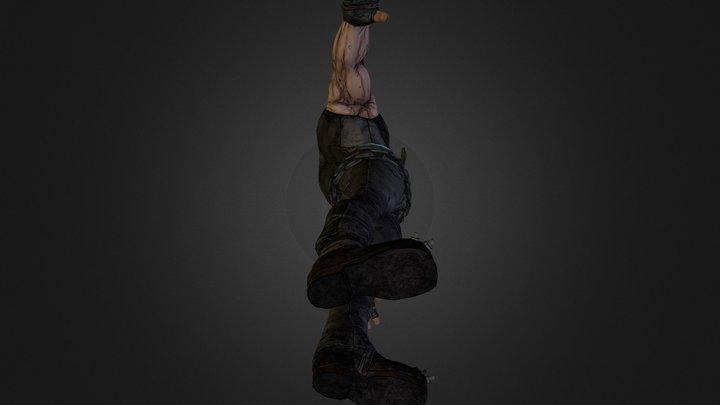 Brick.FBX 3D Model